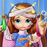 Sofia The First Hospital Recovery